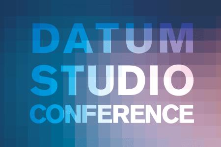 DATUM STUDIO Conference 2017(秋)に参加しました!!画像